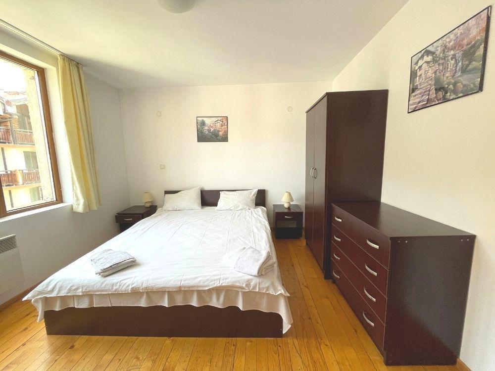 four leaf clover bansko 1 bedroom apartment for rent
