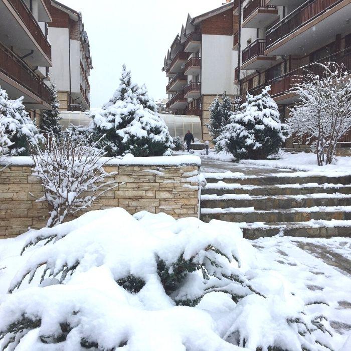 four leaf clover bansko ski resort apartments in bulgaria