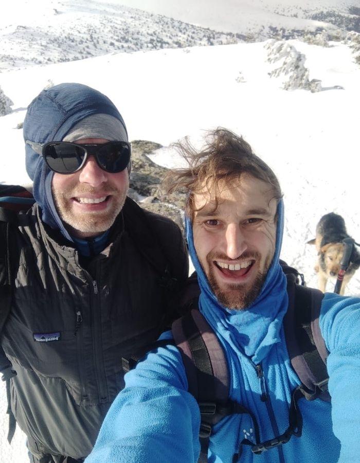 Sam Nattress review over life as a digital nomad in bansko